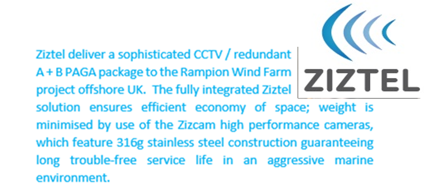 Rampion Windfarm